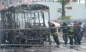 [Após protesto, rodoviários afirmam que ônibus voltaram a circular no IAPI]