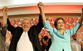 [Lula desembarca em Brasília e se reúne com Dilma para discutir sobre ministério]