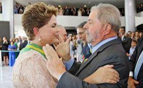 [Reunião de Dilma e Lula termina depois de quatro horas; tema não foi divulgado]