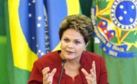 [Presidente Dilma nega boato de que estava internada em hospital ]