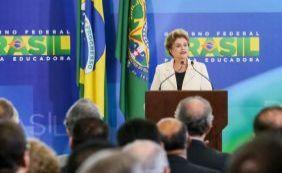 [Dilma critica Moro e liberação de escutas :