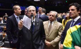 [Todos os deputados baianos são favoráveis à comissão do impeachment]