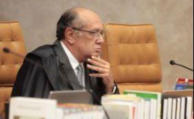 [Gilmar Mendes será relator de mandado de segurança contra posse de Lula]