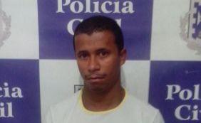 [Homem acusado de estuprar mulher de 18 anos é preso em Aramari]