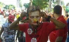 [Manifestantes a favor do PT ocupam o Campo Grande; PM estima 50 mil pessoas]