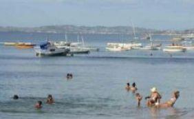 [Inema aponta nove praias impróprias para banho em Salvador e RMS]