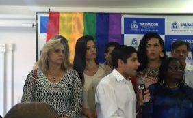 [Prefeitura inaugura Centro de Referência LGBT no Rio Vermelho]