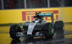 [Lewis Hamilton conquista 50ª pole da carreira em Melbourne]