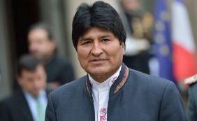 [Buscando apoio para Dilma, Evo Morales pede reunião de emergência da Unasul]