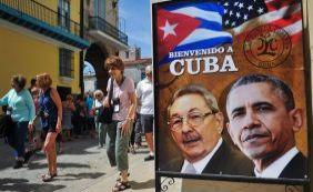 [Visando selar reaproximação histórica, Obama chega a Cuba neste domingo]