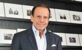 [João Dória Jr. é pré-candidato do PSDB à prefeitura de São Paulo]