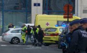 [Após ataque em aeroporto, explosão deixa feridos em estação do metrô de Bruxelas]