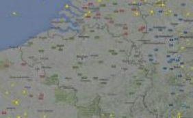 [Após ataque terrorista, espaço aéreo da Bélgica é fechado]