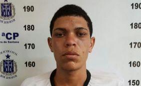 [Polícia elucida tentativa de latrocínio contra jovem em Feira de Santana]