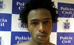 [Traficante é preso acusado de homicídio em Pero Vaz]