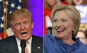 [EUA: Hillary e Trump crescem ainda mais na disputa pela Casa Branca]
