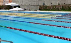 [Finalmente! Piscina olímpica será inaugurada próxima segunda-feira; veja galeria]