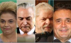 [PGR encaminha petições com citações a Dilma, Temer, Lula e Aécio ao STF]