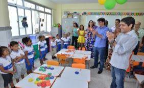 [Investimento de R$ 4,4 mi: Sussuarana ganha nova escola de educação infantil]