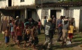 [Índios tupinambás ocupam fazenda e afirmam que local era uma aldeia]
