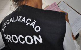[Procon notifica agência do Banco do Brasil no bairro de Matatu]