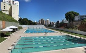 [Após longa espera, piscina olímpica será entregue com padrões internacionais]