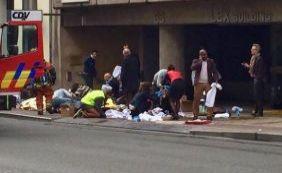 [Polícia Belga procura segundo suspeito de atentado em metrô]
