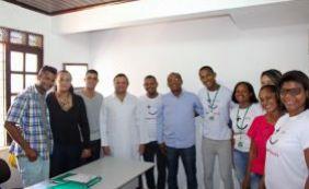 [Após reforma, centro de referência em HIV em Lauro é entregue]