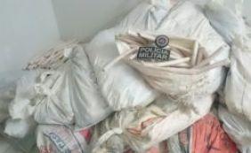 [Polícia apreende mais de 3 mil explosivos no centro-sul da Bahia]
