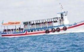 [Tiro em lancha causa pânico entre passageiros de Mar Grande]