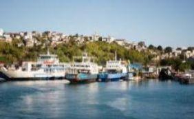 [Ferryboat tem pouco movimento na manhã deste domingo; tempo de espera é de 1h]