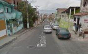 [Cinco pessoas são baleadas durante festa de pagode na Boca do Rio ]