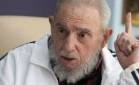 """[Fidel rebate discurso de Obama: """"Não necessitamos que o império nos presenteie"""