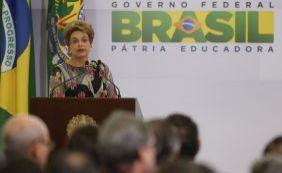 [Dilma realiza reunião com ministros do PMDB no Palácio do Planalto]
