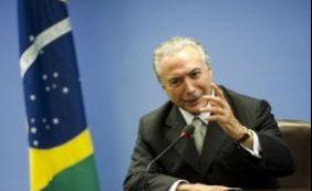 [Em vídeo, Temer defende que instituições do Brasil funcionam 'regularmente']
