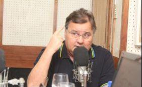 [Geddel explica ausência de Temer no encontro de saída do PMDB do governo]