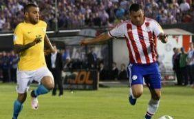 [Brasil corre atrás e empata em 2 a 2 com o Paraguai pelas Eliminatórias]