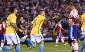 [Ouça os gols do empate do Brasil nos acréscimos contra o Paraguai]
