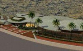 [Após divergências, novo restaurante é construído em área do antigo Barravento]
