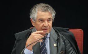 [Marco Aurélio diz que impeachment sem respaldo jurídico