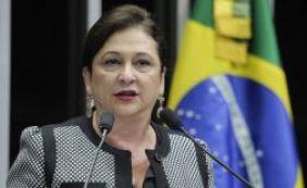 [Kátia Abreu diz que os seis ministros do PMDB permanecem no governo]