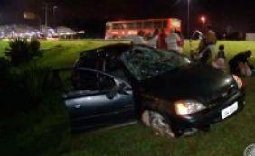 [Mais um acidente na Luís Viana Filho em menos de 24 horas; sete ficaram feridos]