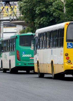 Salvador: cerca de 200 mil passageiros deixaram de usar ônibus em relação a 2015