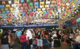 [Após feriadão, movimento de chegada ainda é tranquilo em Salvador]