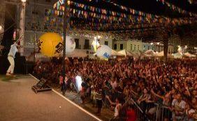 [Os festejos juninos continuam no Pelourinho até segunda-feira (29)]