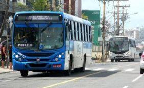 [15 linhas de ônibus deixam de transitar pela via de acesso ao Iguatemi]