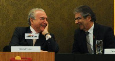 Ex-presidente do STF é cotado para assumir ministério no governo Temer