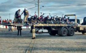 [Polícia Rodoviária apreende 15 motos roubadas em operação conjunta]