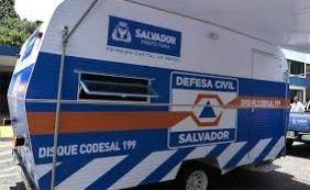 [Defesa Civil recebe 42 solicitações de emergência nesta sexta-feira ]