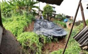 [Defesa Civil registra 35 deslizamentos;Pau da Lima e São Marcos lideram chamados]